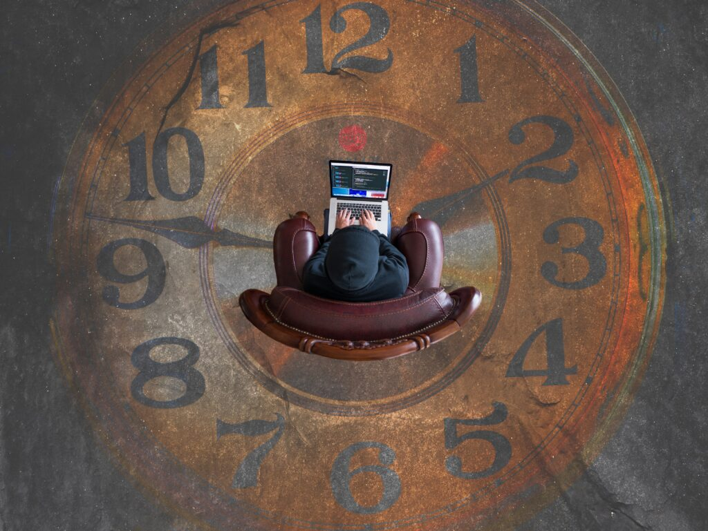 organizacja czasu pracy