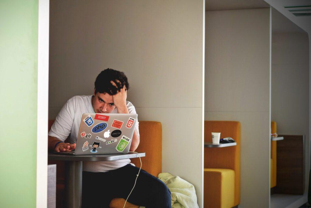 zmęczenie psychiczne w pracy