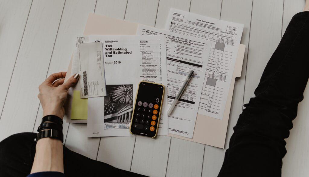 Zaświadczenie o niezaleganiu w podatkach druk