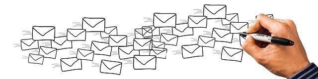 jak napisać email