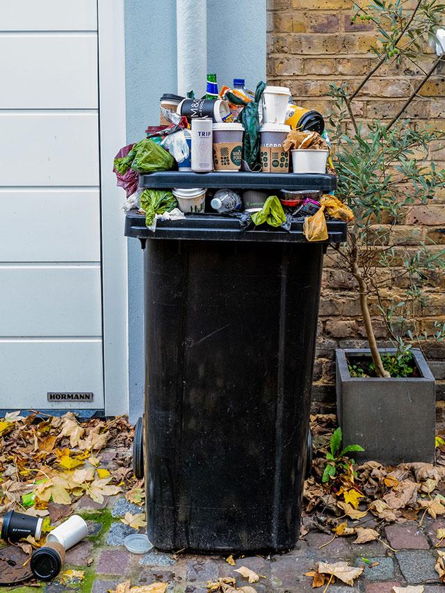 Worki na śmieci doskonałej jakości