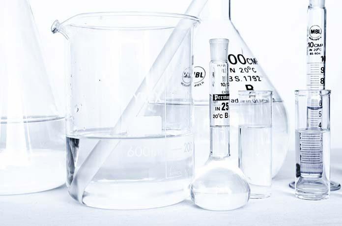 Szkła laboratoryjne