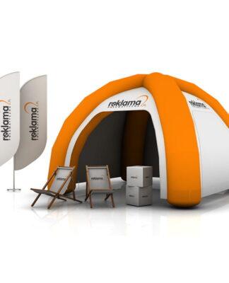 Namioty reklamowe pneumatyczne