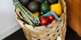Benefit w postaci świeżych owoców i warzyw