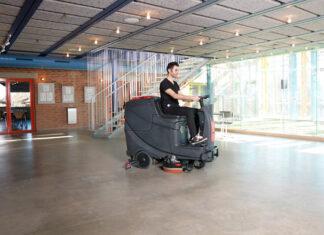 Maszyna sprzątająca dla Twojego biznesu